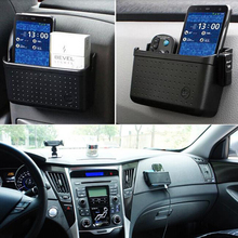 free shipping Car Storage Box Mobile Phone Holder Bluetooth for land rover discovery freelander range rover evoque