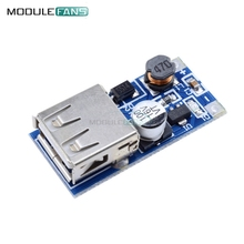 5Pcs 0.9V-5V to 5V DC-DC USB Voltage Converter Step Up Booster Power Supply Module 600mA PFM Control Mini Mobile Booster(China)