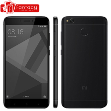"Global Version Xiaomi Redmi 4X 3GB 32GB Smartphone Snapdragon 435 Fingerprint ID FDD LTE 4G 5"" 720P MIUI 8.2 Mobile Phone"