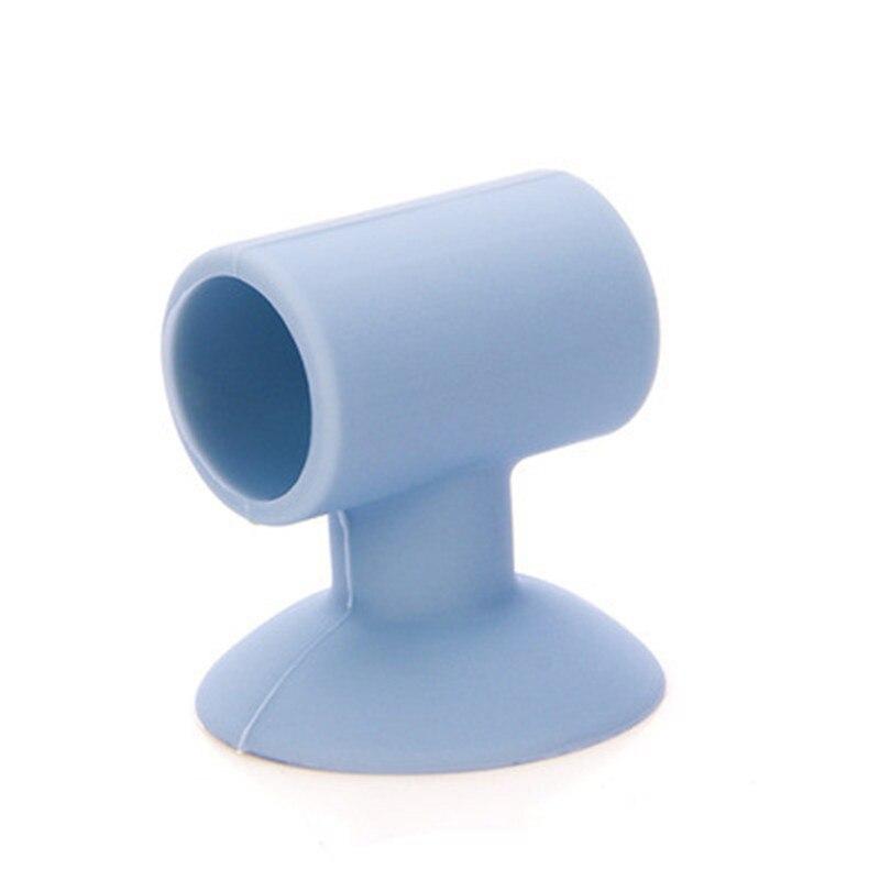 1Pcs Silicone Door Handle Knob Crash Pad Wall Protectors Self Adhesive Bumper Guard Door Stopper Anti Collision Stops Stick