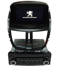 Car Radio Audio DVD Player GPS BT Suitable For PEUGEOT 207 Retail/Pc Free Shipping