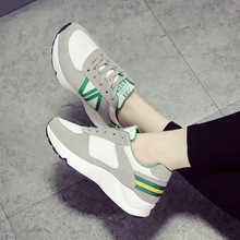 Buy Shoes Woman Allmatch Walking Sports Shoes Flat Autumn Korean Students Women Shoes Fitness Jogging Shoe Breathable Durable for $20.75 in AliExpress store