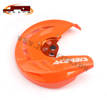 X-Brake Front Brake Disc Rotor Guard Cover Protector Protection For KTM SX SXF XC XCF EXC EXCF 125 200 250 300 350 450 530