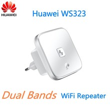 Original WIFI Extender 2.4/5 GHz Dual Bands WiFi Repeater Wireless Router Huawei WS323(China)