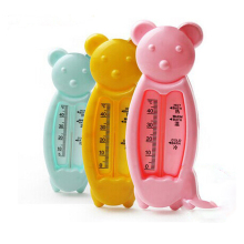 1Pcs Baby Supplies Baby Bath Thermometer Water Temperature Meter Winnie The Three Color Options TRQ0487(China)