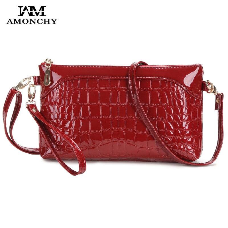 Hot Sale Alligator Women Clutches Brand Crocodile Ladies Shoulder Bags High Quality Clutch Fashion Designer Women Messenger Bags<br><br>Aliexpress
