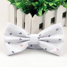 Mantieqingway Clothing Accessories Men Casual Gravata Borboleta of Vestidos Wedding Bow Ties Anchor Bowtie Gravata Slim Cravats