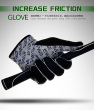 NEW Brand Professional  golf putter gloves Super Fine Sports Glove Breathable Black Soft Fabric left hand single