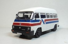 ixo - DeAGOSTINI 1/43 ROCAR TV 35  BUS diecast  car model