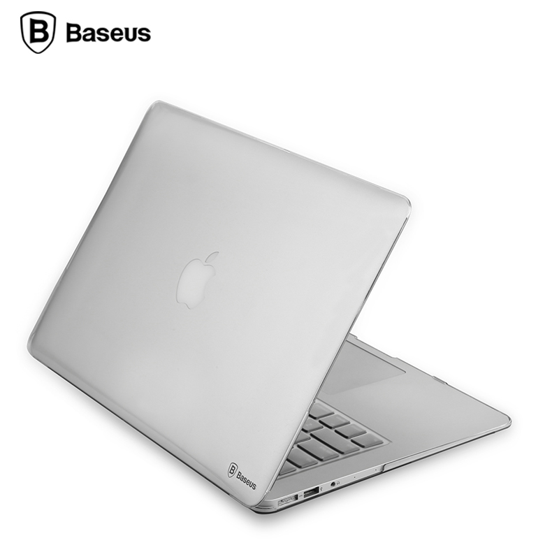 Baseus Ultra thin PC Laptop Case Cover for Apple Macbook Air 11 13 Slim Tablet Notebook Bag for Macbook Pro 13 Cases Retina 13(China (Mainland))