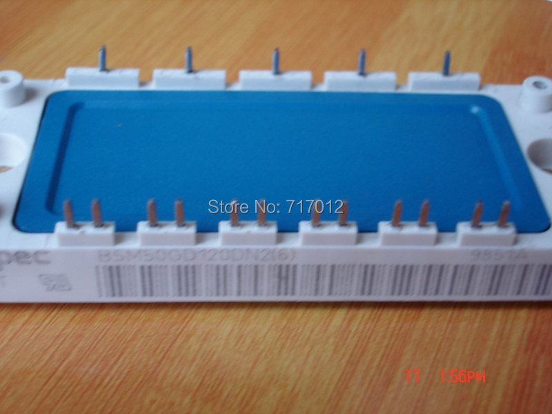 BSM50GD120DN2   IGBT Module:50A-1200V,Can directly buy or contact the seller,Free Shipping<br><br>Aliexpress