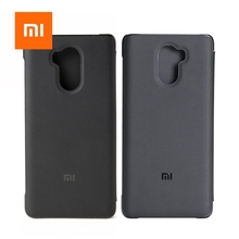 Buy Original 100% Case Xiaomi Redmi 4 Redmi 4 Pro Cover PC+PU Leather Material Protective Case Redmi 4 Series Metal Logo for $15.78 in AliExpress store