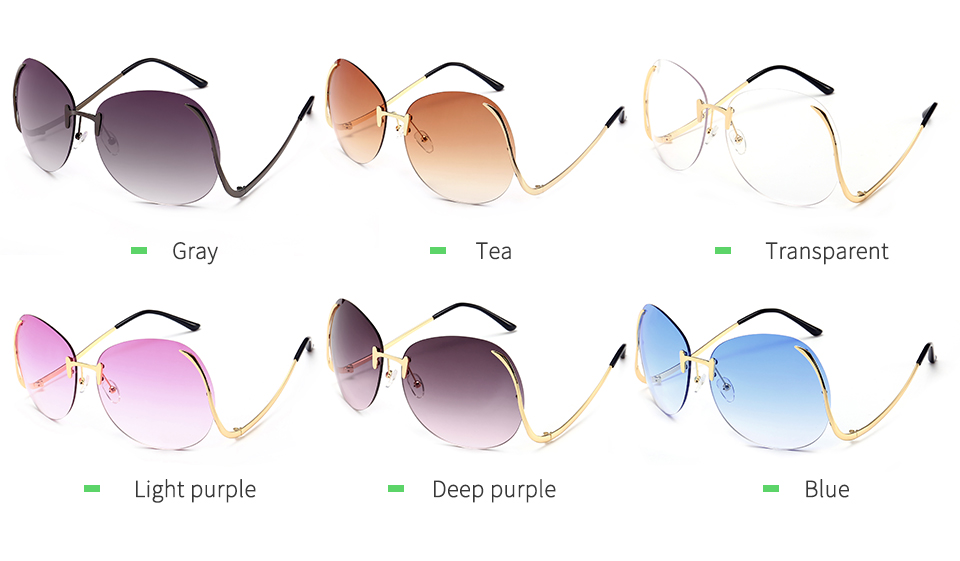 Wapiti 2017 Women Luxury Brand Designer Sunglasses Driving Gradient Sun Glasses Classic Ladies Oculos De Sol Feminino 2672