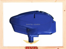 FREE SHIPPING Paintball 180 Rounds Electric Loader Tournament Grade Performance-Blue(China)