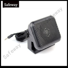 CB Ham Radio Mini External Speaker NSP-100 For Yaesu For Kenwood For Motorola For ICOM Radio