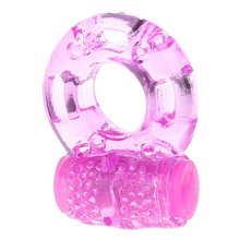 Buy Stretchy Silicone Vibrating Penis Ring,Butterfly Cock Ring Delay Ejaculation Lock Fine Sex Toys Couple Adult Supplies