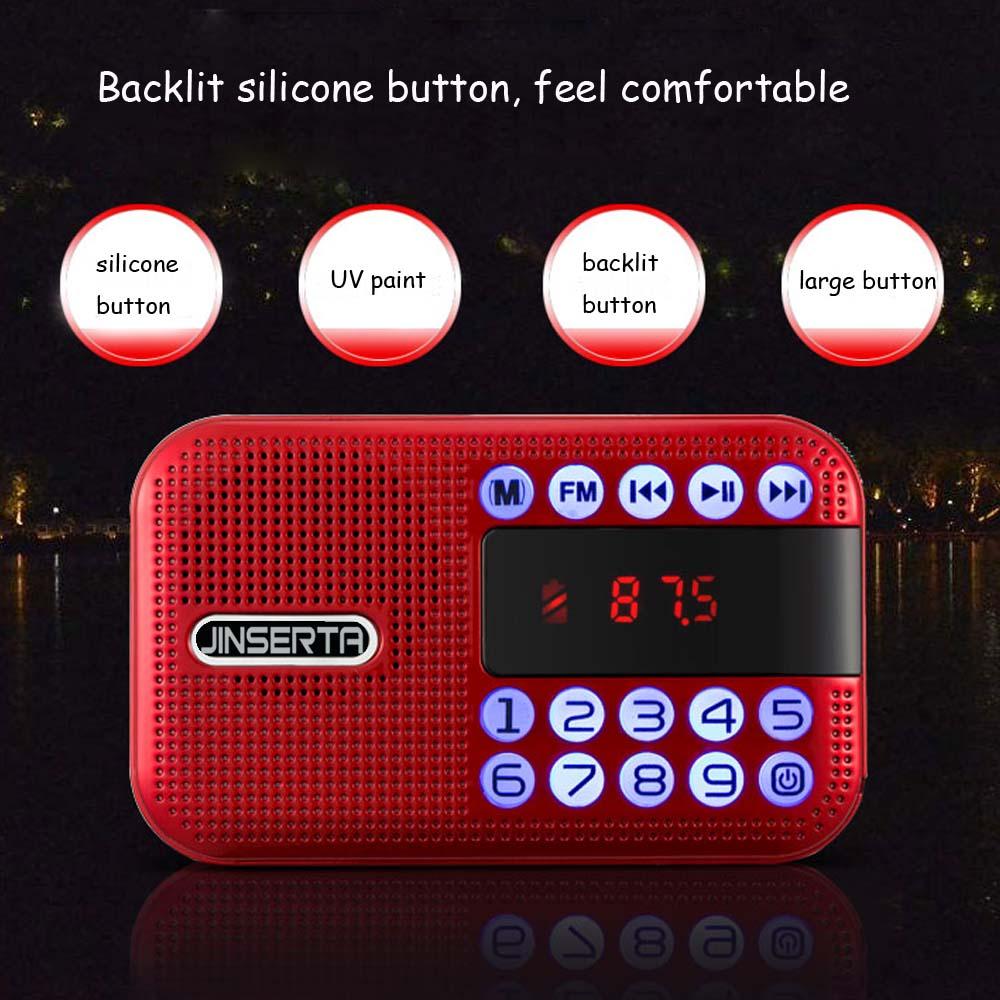 E3223-mini FM radio-1