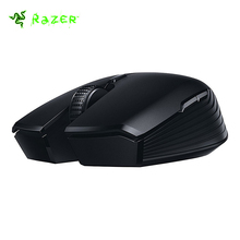 New Original Razer Atheris Wireless Gaming Mouse Bluetooth 2.4G Portable 7200 DPI Optical Sensor Dual Side Buttons Ambidextrous(China)
