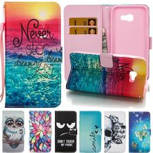 Buy Coque Samsung Galaxy A5 2017 Case Lethaer Wallet Phone Case Samsung Galaxy A5 6 2016 Case A510 A520 Leather Flip Cover Capa for $1.68 in AliExpress store