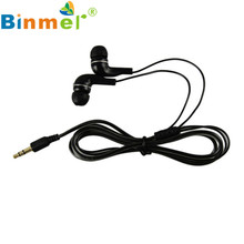 3.5mm Stereo In ear earphone earbud headphones headset for HTC iPad iPhone Samsung BINMER Futural Digital  Fashion F25