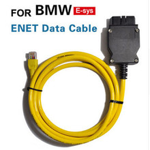 2017 ESYS Data Cable OBD Ethernet Code For B-MW ICOM A2 Interfac OBD2 For B-MW ESI Enet Cable E-SYS ICOM Diagnostic Tools Cable