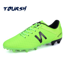 TOURSH Outdoor FG Football Boots Men Boy Kids Trainers Soccer Shoes Cleats Boot Brand Athletic Sports Sneakers Men EU Size 39~44