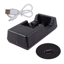 Portable Power Bank 18650 Battery Charger USB Powerbank For 18500 17650 16340(RCR123) 14500 10500 New Intelligent #54776