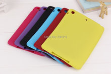 New Luxury Lovely Jelly Bean Smarties Soft Silicone Case Cover For Apple iPad mini mini 2 7.9 inch Tablet Free/Drop Shipping