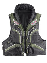 Professional life vest floating for kayak, kitesurf ,surfing,boat fishing jacket lifejacket,chaleco salvavidas(China)