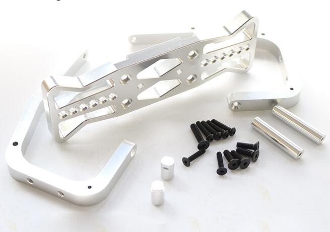 CNC Alloy Rear Fender baja rear bumper for HPI Baja 5B SS 5T King Motor ROVAN<br>