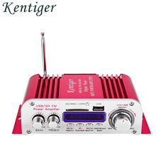 Kentiger/Kinter Mini HY - 3006 USB MMC FM Audio Car Stereo Amplifier Radio MP3 Speaker Hi-Fi Display Power Player for Auto Moto