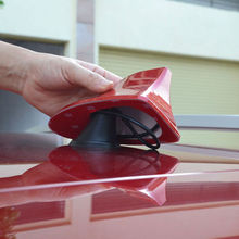 Newest design special with blank radio shark fin antenna signal shark fin with 3M adhesive  for New Toyota1 Passo