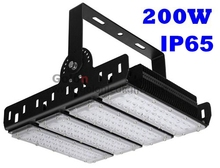 2016 hot sale LED floodlights 200W white 4000K 5000K 6500K 120V 230V 277V free shipping low price 200 watts outdoor led lighting