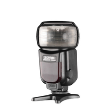 Buy Zomei Wireless Mini Flash ZM430 Speedlite Pentax Canon Nikon camera flash Hot Shoe Flash Photo Flash free for $46.66 in AliExpress store