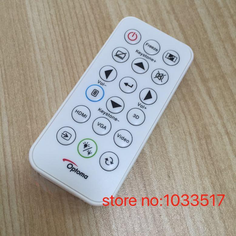 Projector Remote Control Remote Control for Optoma Ep758 H30 H76 Ep719P Dx605 Dx605R Ep738 Ep741 Ds303 Ds603 Ep706 Ep707 Ep729 Ep751 Dlp Projector