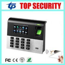 Buy UA200 fingerprint time attendance 13.56mhz IC card reader linux system fingerprint recognition time recorder system for $155.10 in AliExpress store