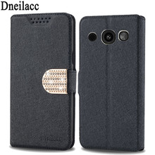 Case For LG L60 Cell Phone Cover With Fashion Rhinestone Luxury Flower Diamond Phone Bags Cases For LG L60(China)