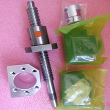 Precision ball screw set, ball screw, 1605 linear bearing, screw nut block, TBI screw rod pair