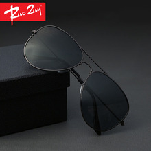 Men Classic 3025 Brand Aviation Sunglasses HD lenses Driving Luxury pilot Sun glasses women Rays oculos