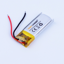 3.5*9*26mm 3.7V 65mAh Rechargeable li-Polymer Li-ion Battery For bluetooth headset 3D glass Smart bracelet HM7000 350926 351024