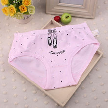 Buy 5pcs/lot Baby Girls Briefs Children Panties Baby Cartoon Triangle Pants Child Ventilate Soft Underpants Underwear