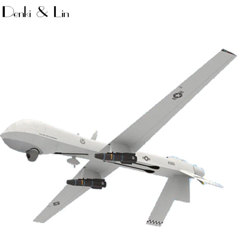 1:32 3D American Northrop Grumman E-2C Hawkeye Plane Aircraft ...