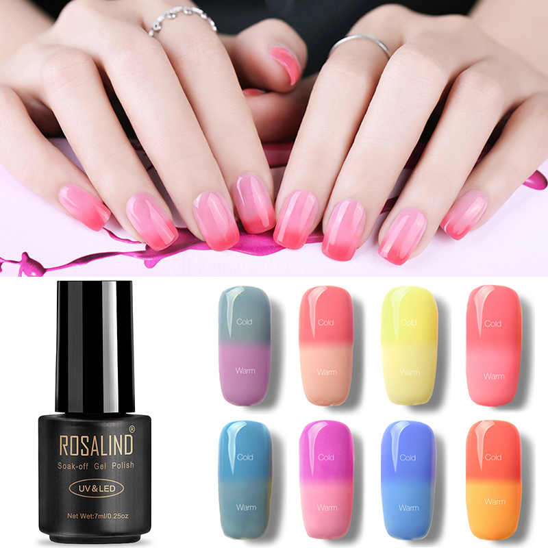 Detail Feedback Questions about Temperature Color Changing Nail ...