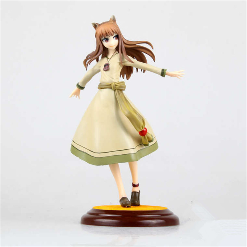 New Hot ACGN Anime Kotobukiya Spice and Wolf Holo 1/8 Scale Painted PVC Action Figure Toys Cute Beauty Girl Dolls for Otaku Gift<br><br>Aliexpress