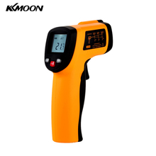 Digital IR Infrared thermometer Accurate termometro temperature instrument Pyrometer temperature Diagnostic-tool tester 50-550C(China)