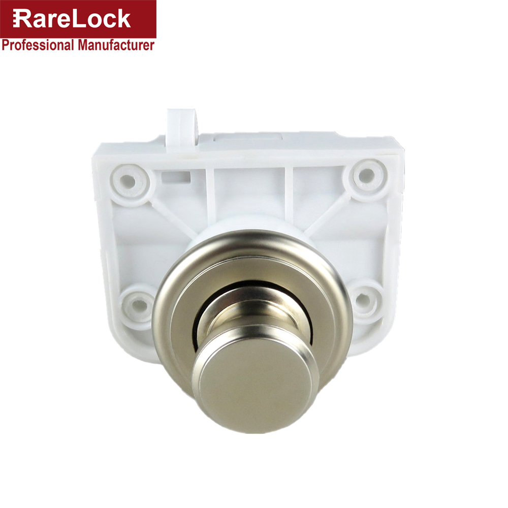 Online Buy Wholesale push button cabinet lock from China push ...