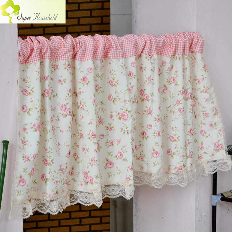 2018 Hospital Limited Sale Curtains For Kitchen Curtain Living Room Short Valance Pelmet Blinds For Bedroom Window Treatments