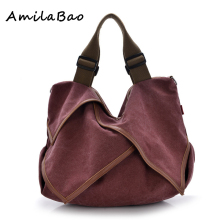 ladies handbags High quality canvas bag women shoulder bag big fashion Summer style shopping shoulder Casual Tote hot selling