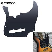 10 Holes JB Bass Pickguard Pick Guards Scratch Plate for Standard Jazz Bass for TAGIMA JB 3Ply PVC Construction