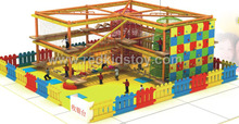 2015 Newest Challenge Playground Set For Both Kids and Adults HZ-059-1